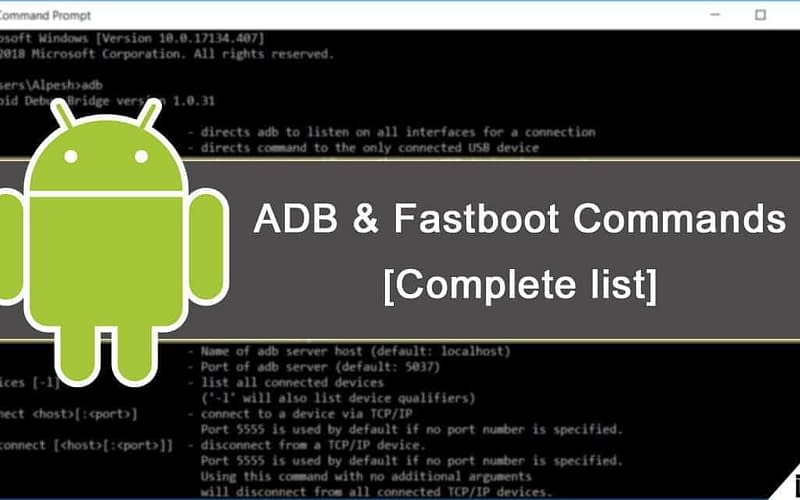 fast boot commands