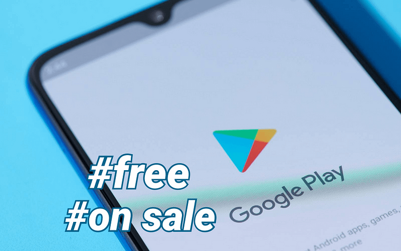 free on sale apps