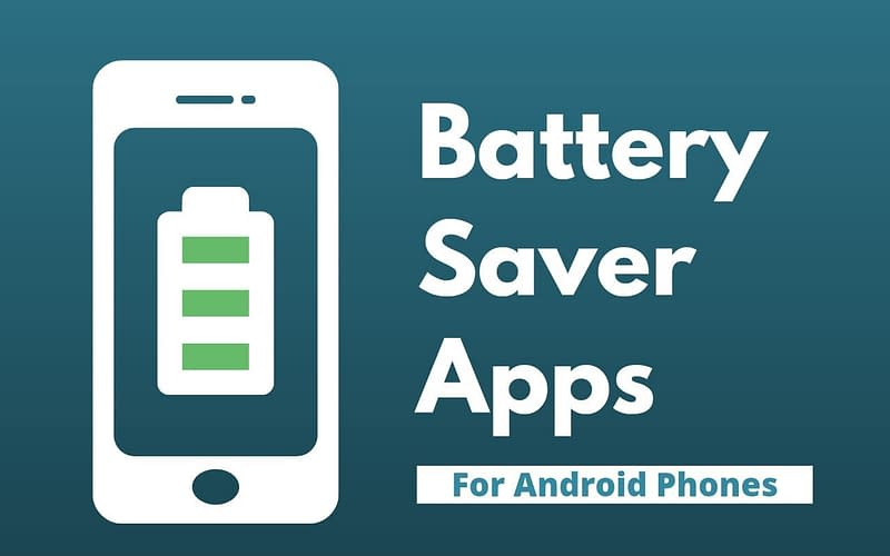 Battery saver android apps