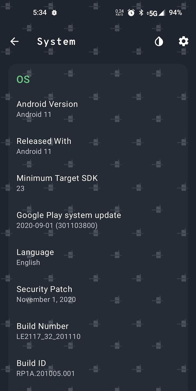 OnePlus 9 PhoneArena specs4