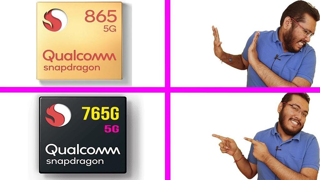snapdragon 765
