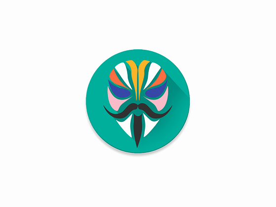 Magisk Feature Image Background Colour